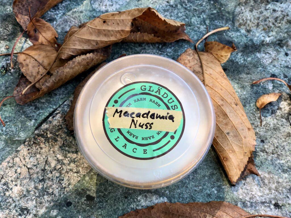 Ein neues Aroma: Macadamia